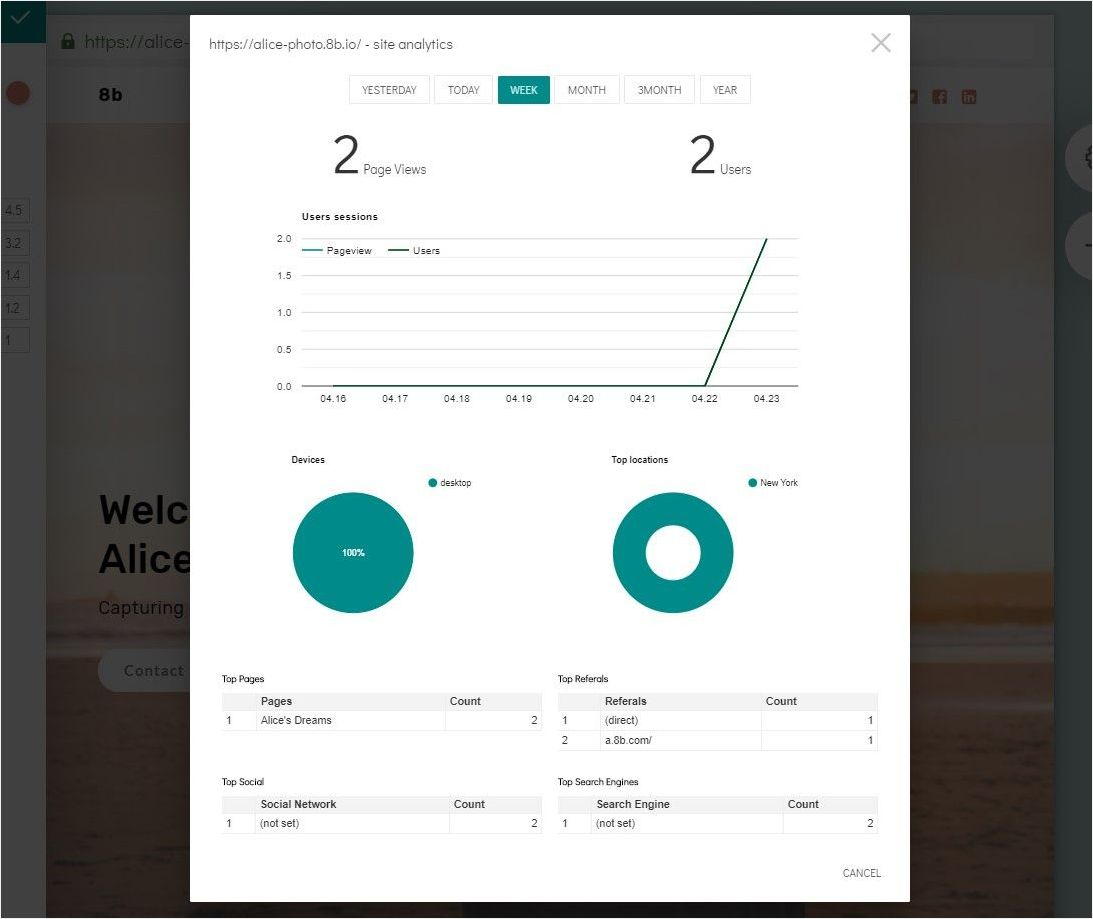 If you don't have one, create it here: https://analytics.google.com/analytics/web/ Open the main menu.